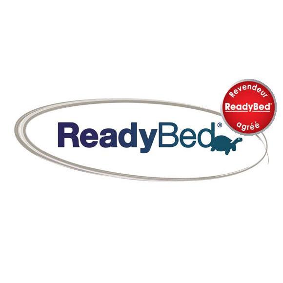 Raviday obtient le label revendeur agr e de readybed matelas for Revendeur piscine bestway