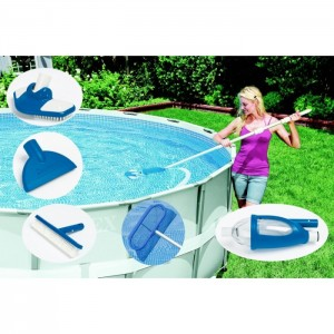 Accessoires piscine hors sol intex for Aspirateur piscine tubulaire