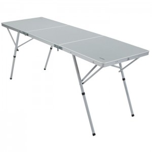 Table pliable Vango Alder en aluminium, Raviday Camping