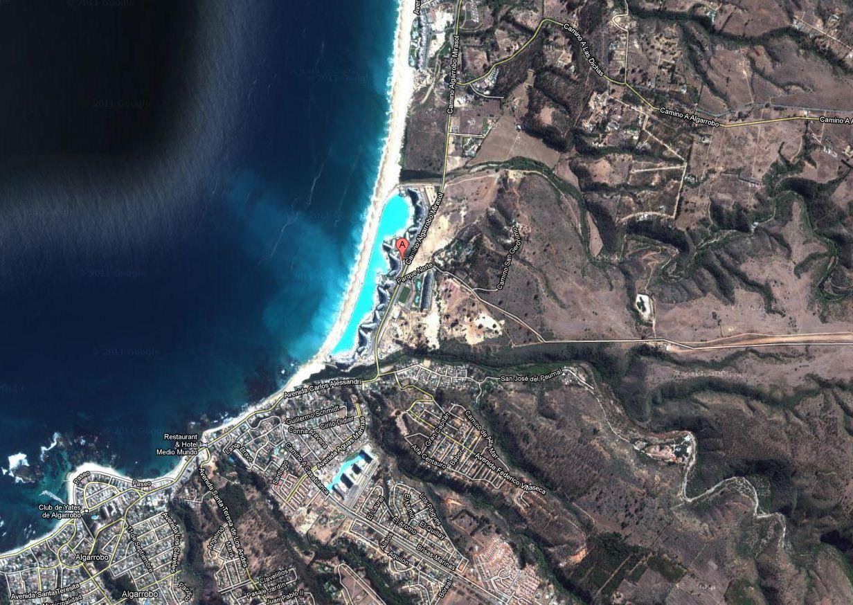 Crystal lagoon la plus grande piscine du monde blog - La plus grande piscine du monde ...