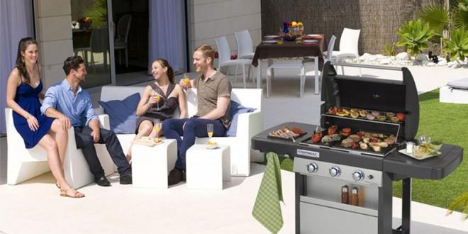 Barbecue à gaz Campingaz