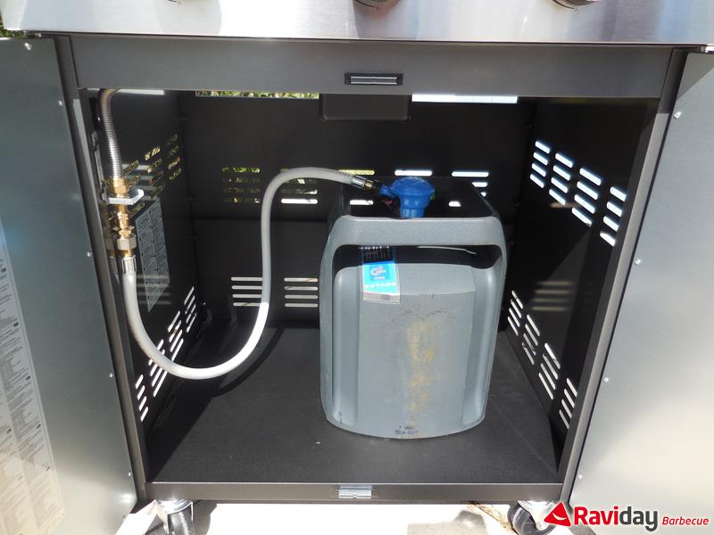 montage du barbecue gaz cadac entertainer 3 par raviday. Black Bedroom Furniture Sets. Home Design Ideas
