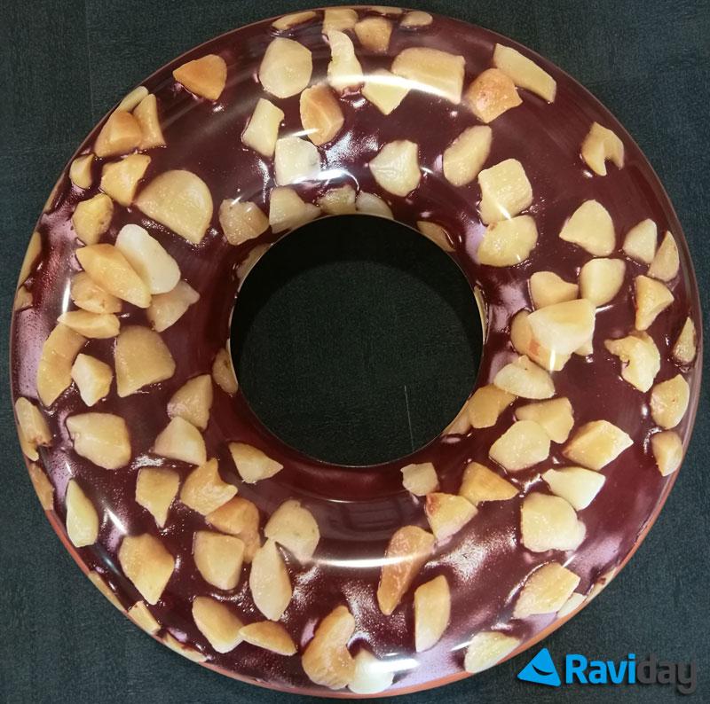 Donut au chocolat Intex