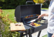 Barbecue au charbon de bois de la marque Cook In Garden