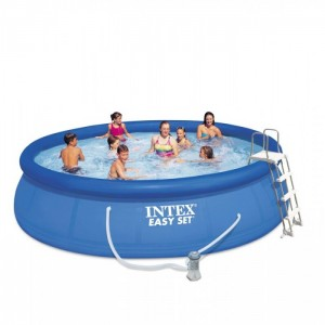 Kit piscine autoportée INTEX Easy Set