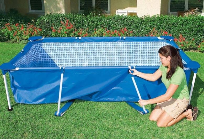 piscine tubulaire ou autoportee