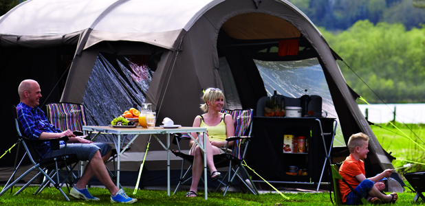 Choisir sa tente de camping
