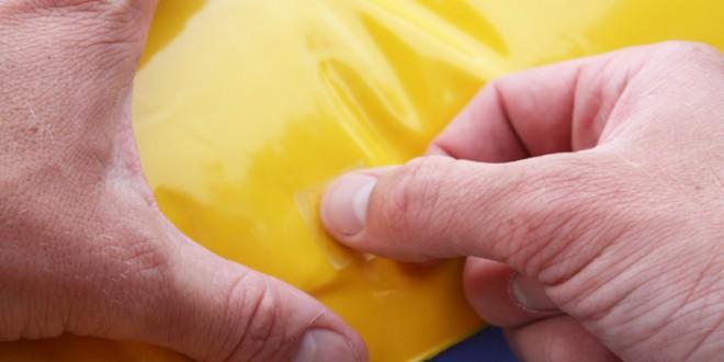 Réparer matelas gonflable