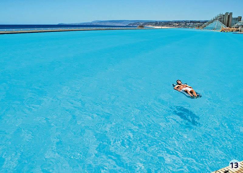 Plus grand piscine du monde