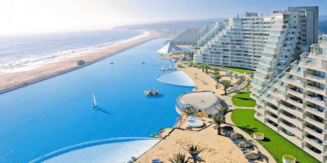 Crystal lagoon la plus grande piscine du monde blog de raviday - Raviday piscine ...