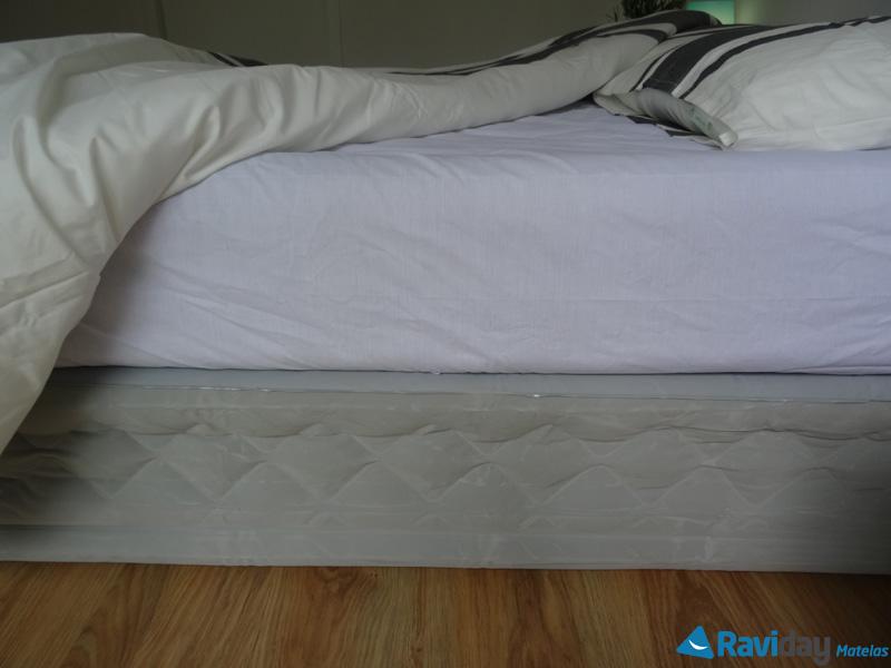 Test du intex supreme bed avis sur ce matelas gonflable - Drap housse pour matelas gonflable ...