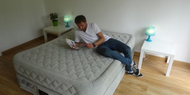 Test du intex supreme bed avis sur ce matelas gonflable - Comment enlever du moisi sur un matelas ...