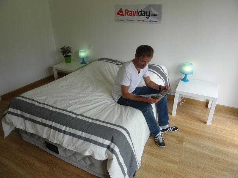 Intex Supreme Bed, un matelas gonflable haut de gamme et confortable
