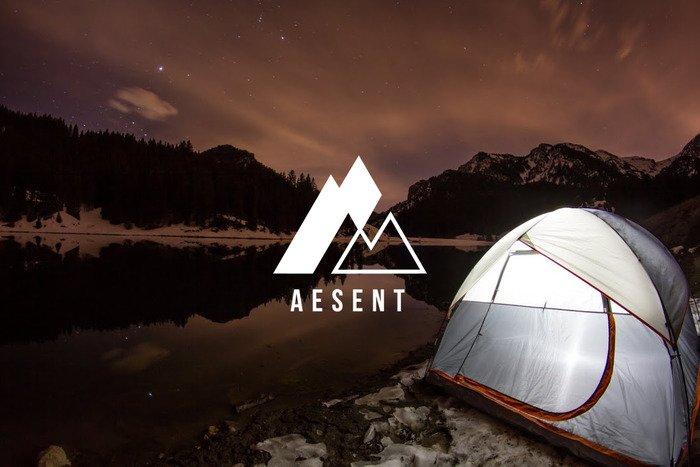 Aesent tente avec matelas