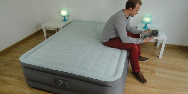 tests matelas gonflables et spas gonflables. Black Bedroom Furniture Sets. Home Design Ideas