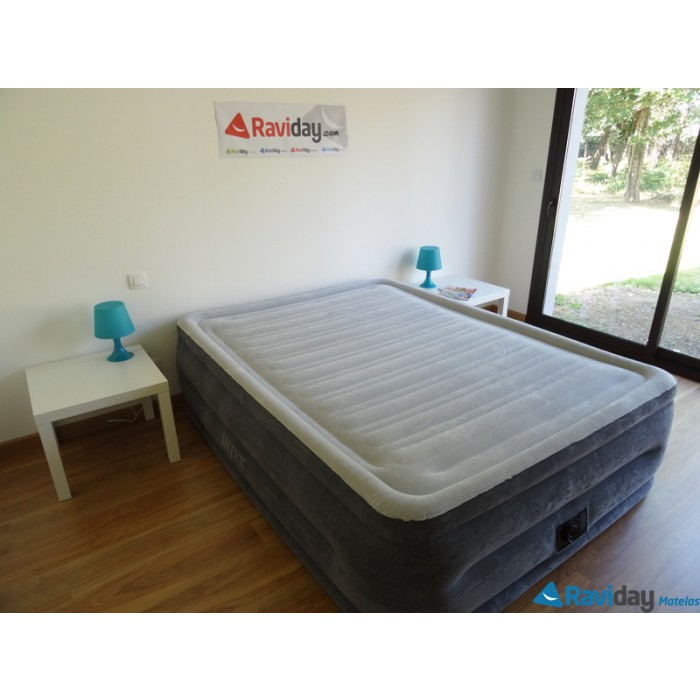 test des matelas intex comfort plush blog raviday. Black Bedroom Furniture Sets. Home Design Ideas