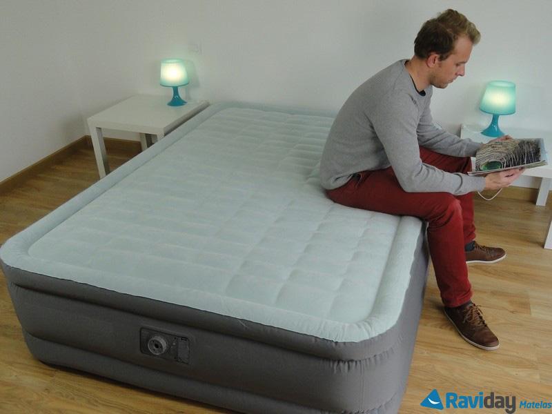 comment allonger la dur e de vie de son matelas gonflable blog de raviday. Black Bedroom Furniture Sets. Home Design Ideas
