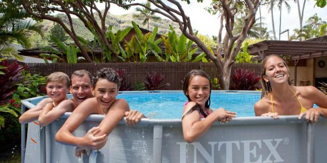 piscine Intex, des piscines hors sol Intex