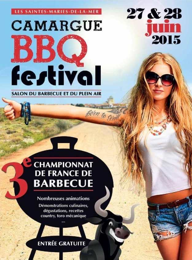 championnat de barbecue stes maries