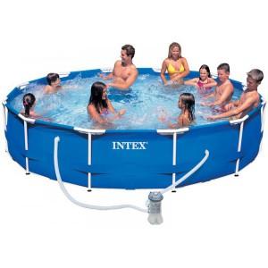 piscine-metalframe-intex-ronde