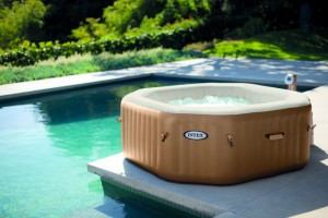 Pure Spa Intex Octogonal sorti en 2014