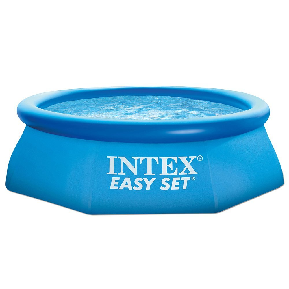 Piscine Intex Easy Set, nouvelle forme octogonale en 2016