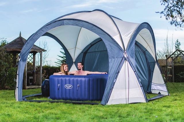 Tente de protection pour spa Bestway