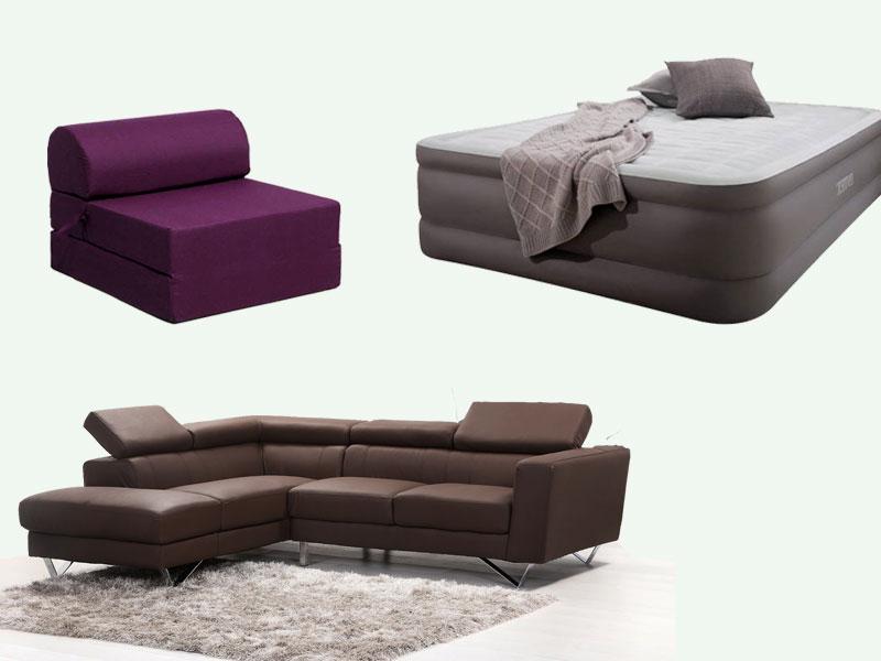 couchage d 39 appoint quel lit d 39 appoint choisir pour no l. Black Bedroom Furniture Sets. Home Design Ideas