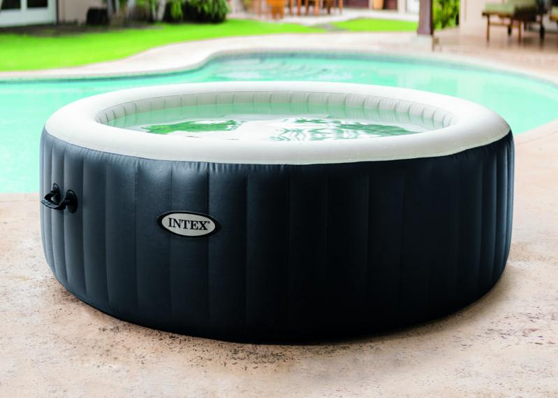 Spa gonflable Intex Pure Spa Plus 4 places