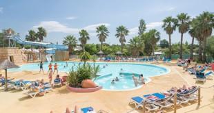 Les Vacances au Camping pour profiter de la piscine