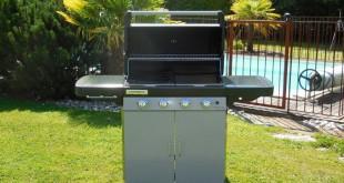 Montage du barbecue à gaz Campingaz Class 4L Plus
