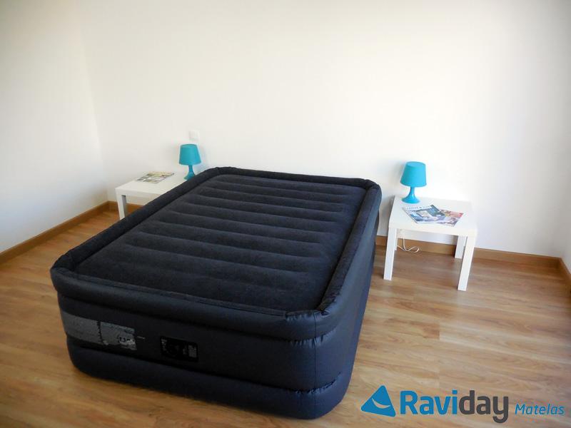 les nouveaux matelas gonflables intex 2016 par raviday. Black Bedroom Furniture Sets. Home Design Ideas
