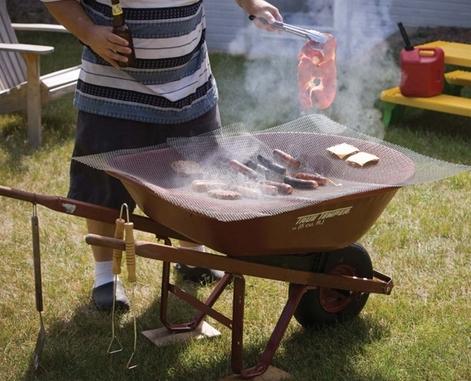 barbecue-brouette
