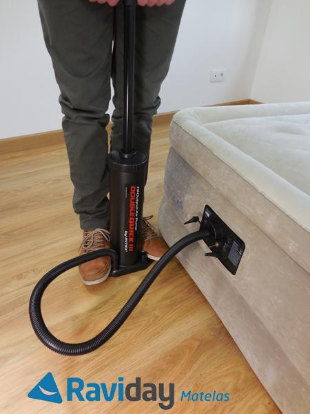 gonfler un matelas gonflable intex dont le gonfleur lectrique ne fonctionne plus blog de raviday. Black Bedroom Furniture Sets. Home Design Ideas
