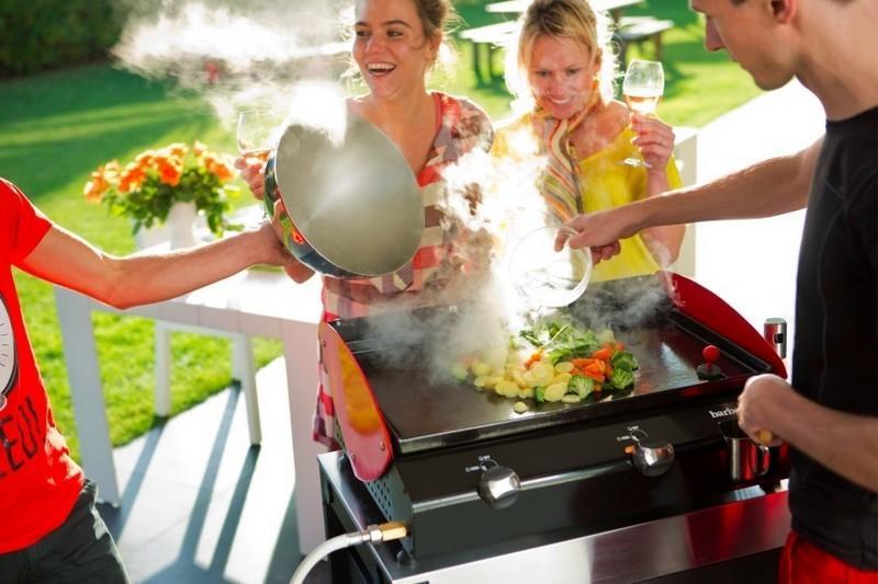 Les bonnes raisons d 39 adopter la cuisine la plancha for Cuisiner a la plancha