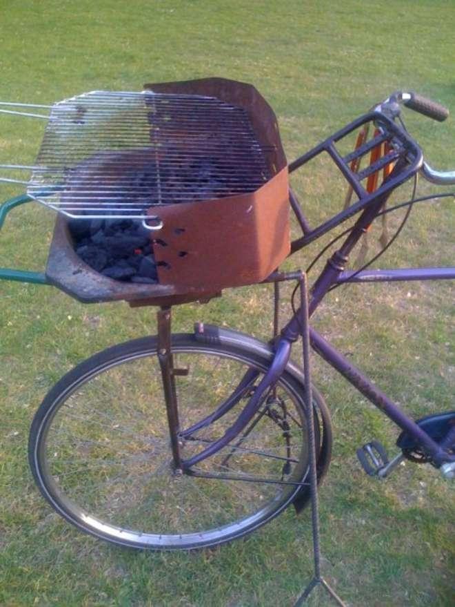 vélo-barbecue