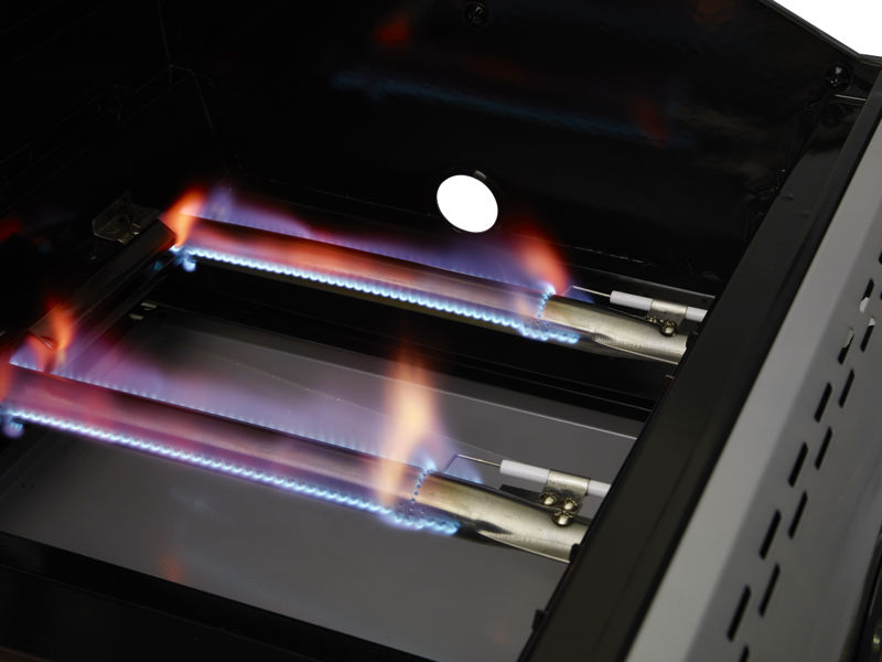 Utilisation d 39 un barbecue gaz en toute s curit blog barbecue raviday - Bruleur barbecue gaz ...