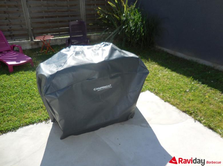 Utilisation d 39 un barbecue gaz en toute s curit blog barbecue raviday - Housse barbecue campingaz xxl ...