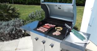 Test du barbecue à gaz Entertainer 3 de chez Cadac