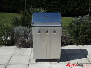 Montage du barbecue Cadac Entertainer 3
