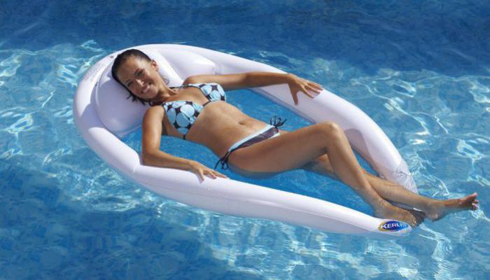 D tendez vous avec le matelas gonflable de piscine - Comment trouver un trou dans un matelas gonflable ...