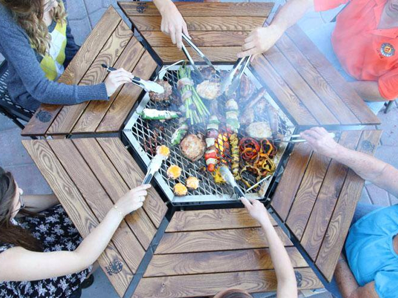 Le Jag grill : le barbecue insolite 2 en 1 Blog de Raviday
