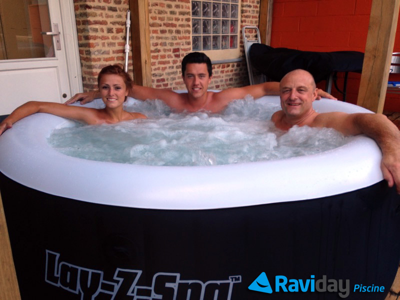 Test Et Avis Du Spa Gonflable Bestway Lay Z Spa Miami