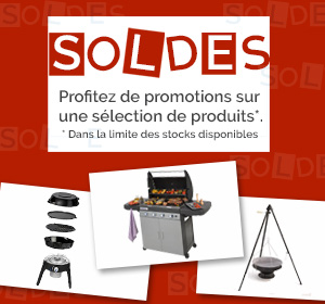 Soldes Raviday Barbecue