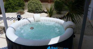 conseils et entretien d 39 un spa gonflable blog raviday. Black Bedroom Furniture Sets. Home Design Ideas