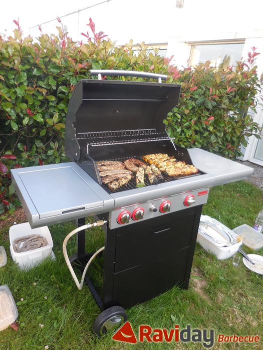 Conseils Avant D'acheter Un : Barbecue plancha mixte gaz