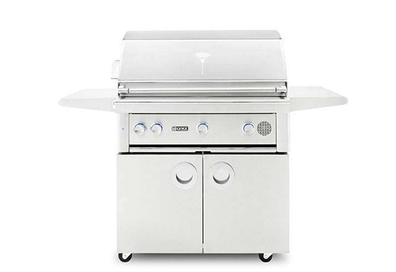 barbecue-lynx-grill-connecte-intelligent