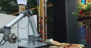bratwurst-barbecue-robot