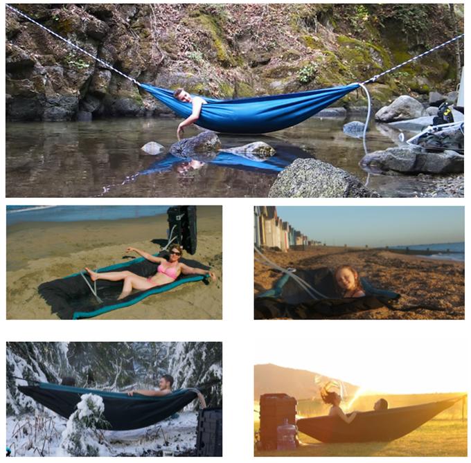 hydro-hammock-utilisations