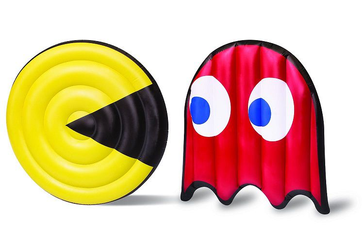 pacman-blinky-bouee-gonflable